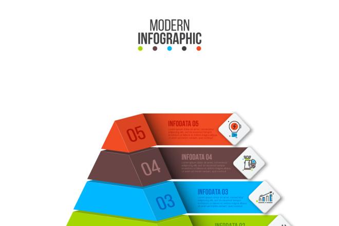 Набор инфографики. 13 тематик, 800 шаблонов, 2 пакета иконок 3 - kwork.ru