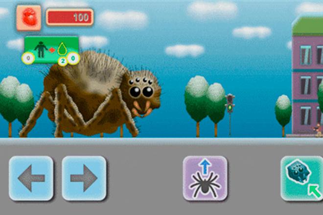 Создам мобильную игру Создай пару с уникальным дизайном 1 - kwork.ru