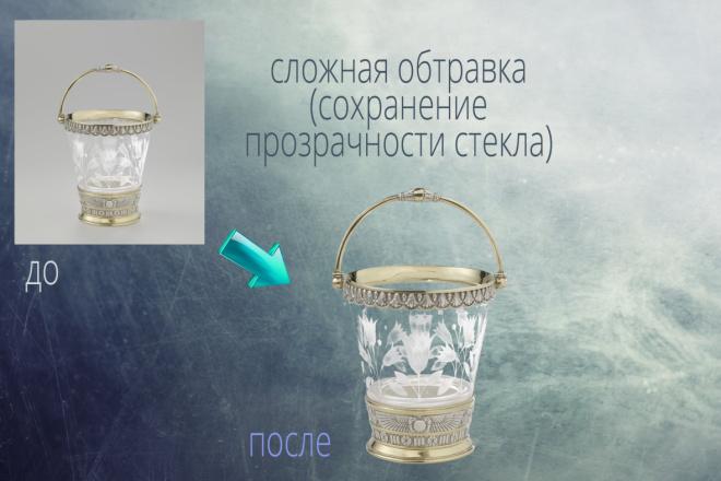 Удаление фона, обтравка, отделение фона 1 - kwork.ru