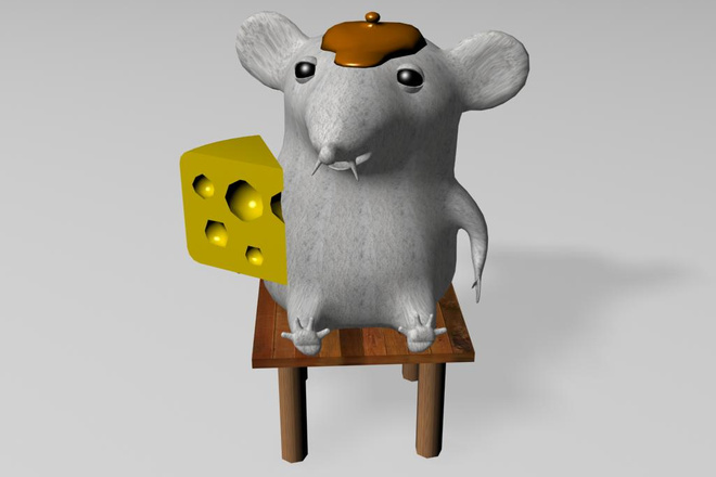 3D модель 5 - kwork.ru