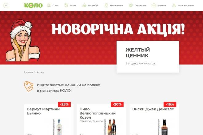 Скопирую любой сайт или шаблон 9 - kwork.ru