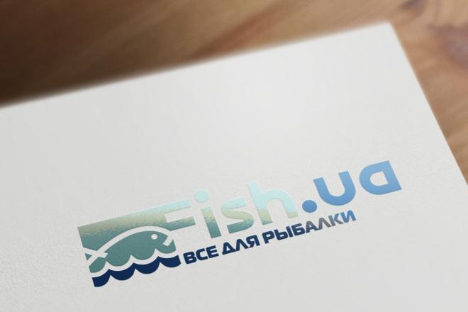 Разработаю винтажный логотип 96 - kwork.ru