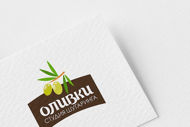 Создам 3 потрясающих варианта логотипа + исходники бесплатно 13 - kwork.ru