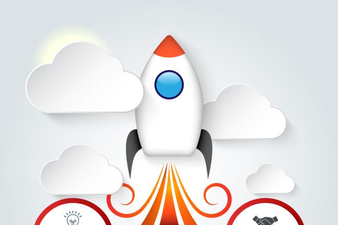 Набор инфографики. 13 тематик, 800 шаблонов, 2 пакета иконок 51 - kwork.ru