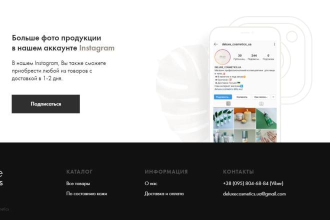Интернет-магазин на Тильда под ключ 6 - kwork.ru