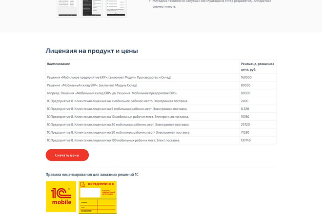 Сделаю продающий Лендинг для Вашего бизнеса 71 - kwork.ru