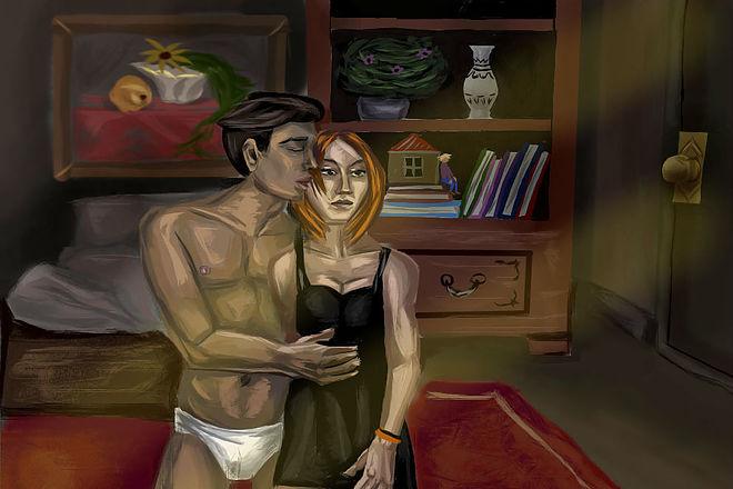 Нарисую иллюстрацию 20 - kwork.ru