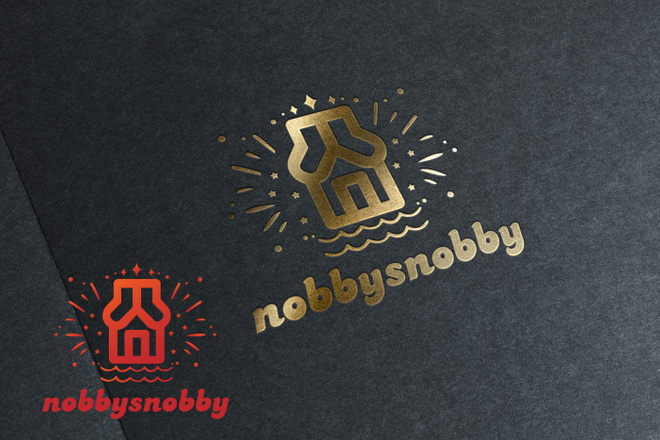 Логотип для вас и вашего бизнеса 72 - kwork.ru