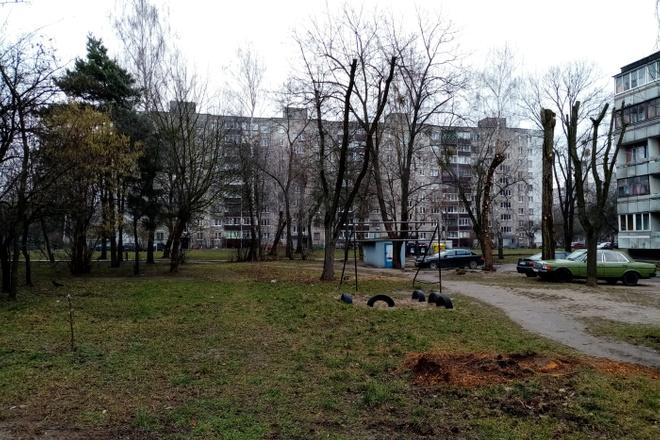 Визуализация благоустройства и озеленения территории, фото-эскиз 9 - kwork.ru