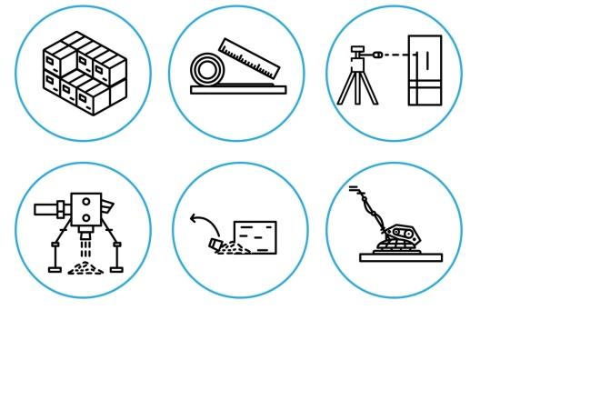 Нарисую векторные иконки для сайта, соц. сетей, приложения 9 - kwork.ru