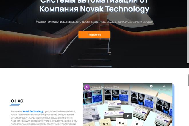 Сайт под ключ. Landing Page. Backend 36 - kwork.ru