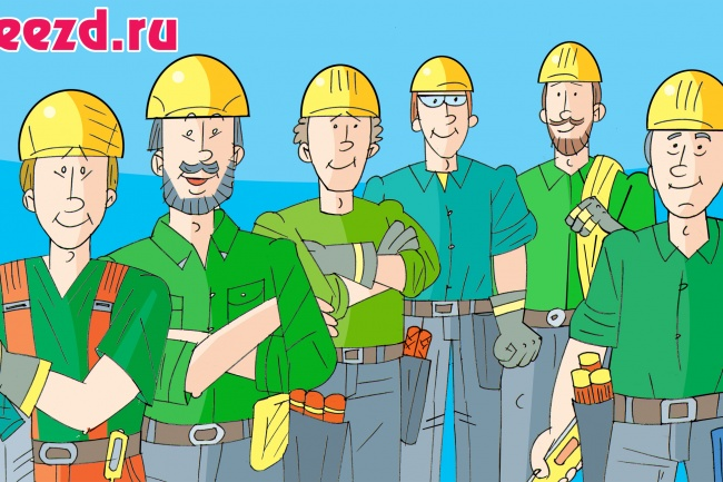 Оперативно нарисую юмористические иллюстрации для рекламной статьи 90 - kwork.ru