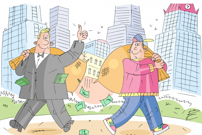 Оперативно нарисую юмористические иллюстрации для рекламной статьи 102 - kwork.ru