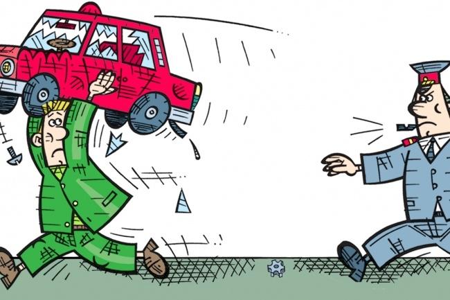 Оперативно нарисую юмористические иллюстрации для рекламной статьи 58 - kwork.ru