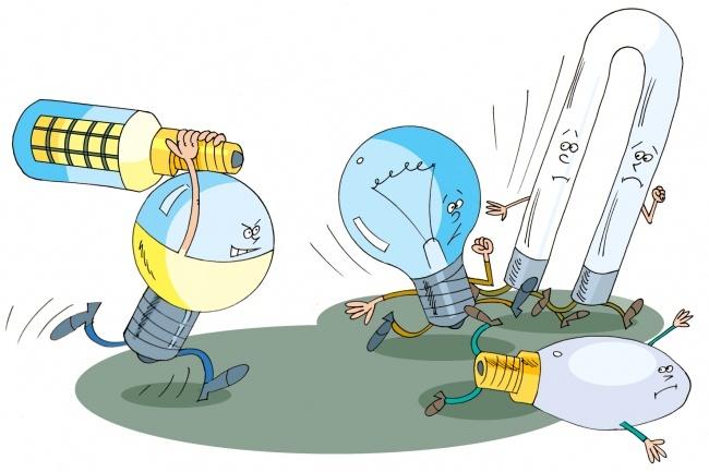 Оперативно нарисую юмористические иллюстрации для рекламной статьи 57 - kwork.ru