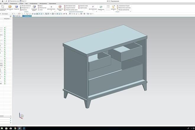 3D модели. Визуализация. Анимация 70 - kwork.ru