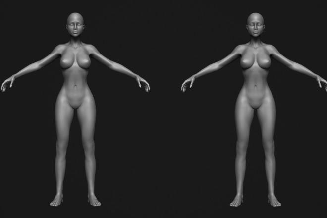 Создам 3D модель для печати или чпу 13 - kwork.ru