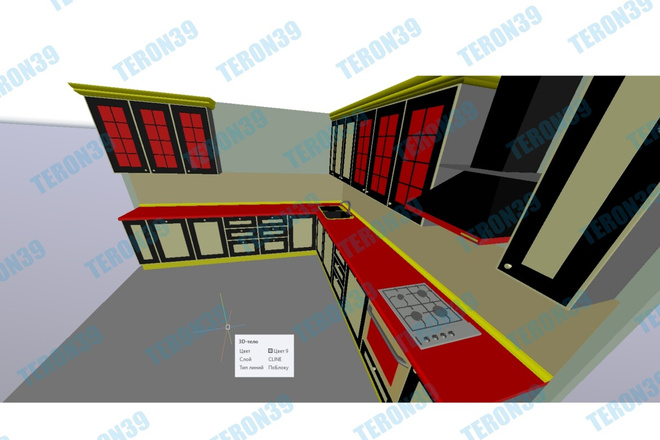 Выполняю простые и сложные чертежи в AutoCAD 9 - kwork.ru