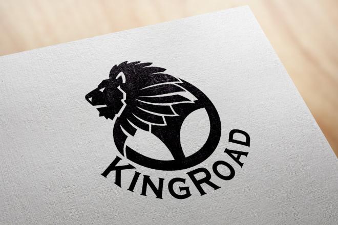 Нарисую логотип в векторе по вашему эскизу 23 - kwork.ru
