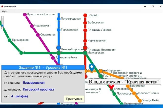 Разработка программы для Windows на языке C# с графическим интерфейсом 17 - kwork.ru