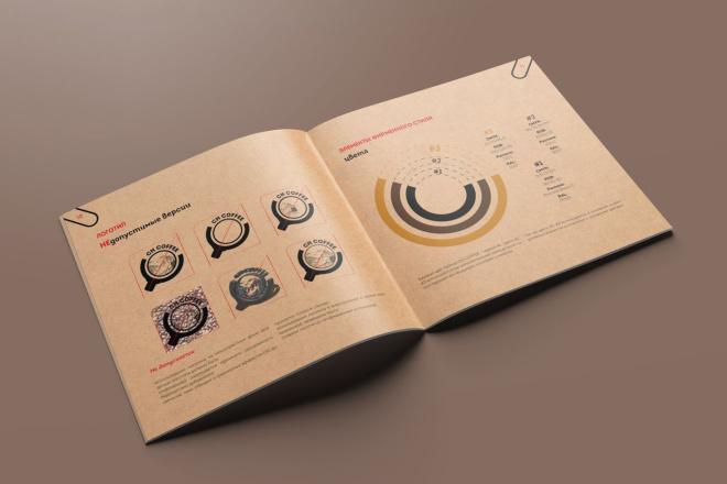 Создам фирменный стиль, гайдлайн 5 - kwork.ru