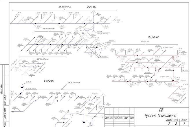 Проектирование вентиляции 24 - kwork.ru