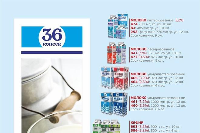 Создам дизайн каталога для Вашего бизнеса 13 - kwork.ru