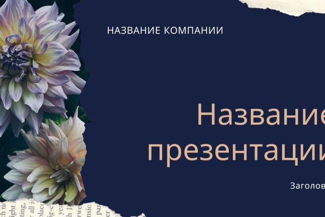 Создам презентацию. Быстро. Креативно 4 - kwork.ru
