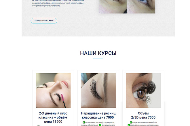 Сделаю продающий Лендинг для Вашего бизнеса 59 - kwork.ru