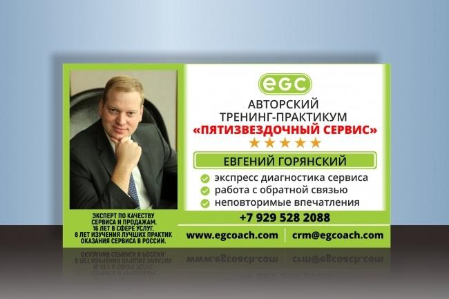 Сделаю запоминающийся баннер для сайта, на который захочется кликнуть 61 - kwork.ru