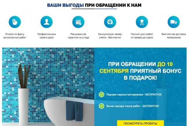 Вёрстка сайтов по доступной цене 191 - kwork.ru