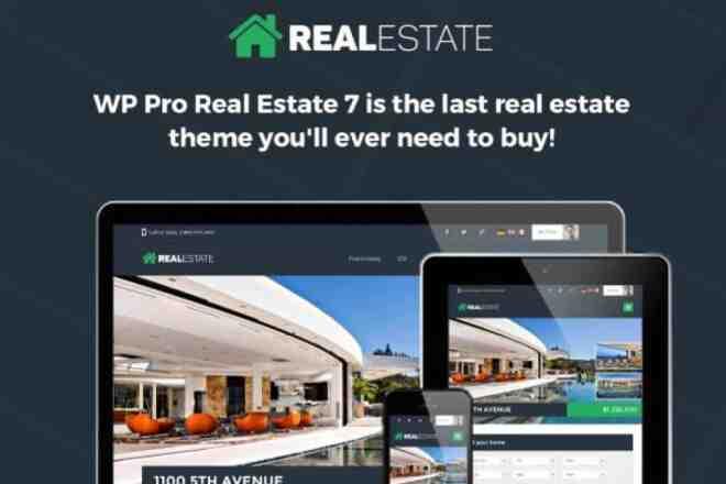 Шаблон Real Estate 7 WordPress на русском с обновлениями 1 - kwork.ru