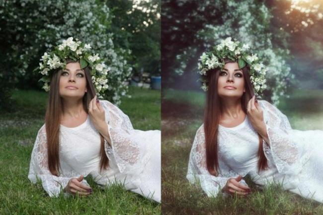 Профессионально обработаю фотографию 31 - kwork.ru
