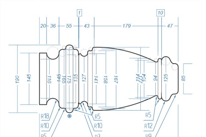 Моделирование мебели 10 - kwork.ru
