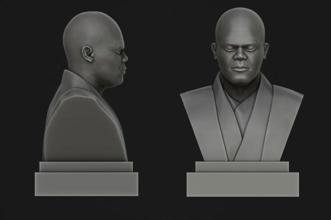 Создам 3D модель для печати или чпу 25 - kwork.ru