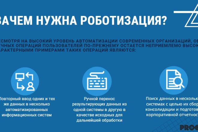 Стильный дизайн презентации 398 - kwork.ru