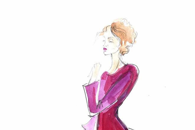 Нарисую рисунок или эскиз в ручной технике красиво и быстро 28 - kwork.ru
