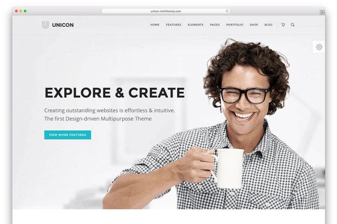 Новые премиум шаблоны Wordpress 62 - kwork.ru