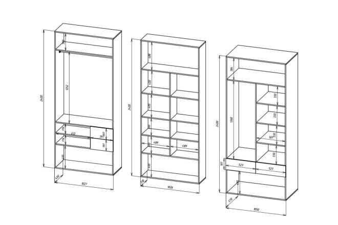 Визуализация мебели, предметная, в интерьере 56 - kwork.ru