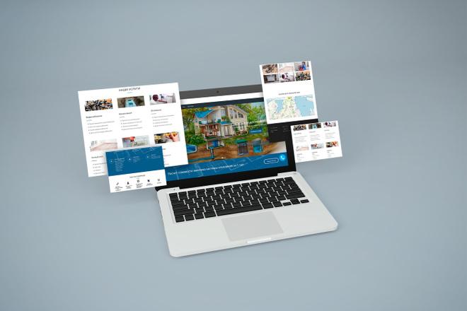 Создам современный адаптивный landing на Wordpress 16 - kwork.ru