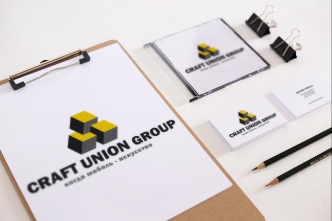 Креативный, стильный, уникальный и адаптивный логотип 6 - kwork.ru