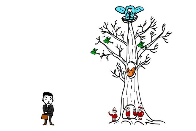 Нарисую любую иллюстрацию в стиле doodle 25 - kwork.ru