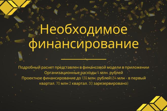 Стильный дизайн презентации 277 - kwork.ru