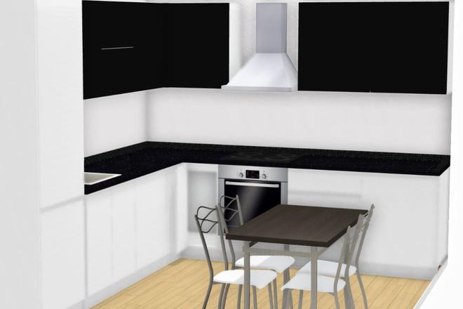 Создам 3D дизайн-проект кухни вашей мечты 6 - kwork.ru