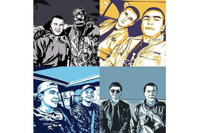 Качественный поп-арт портрет по вашей фотографии 31 - kwork.ru