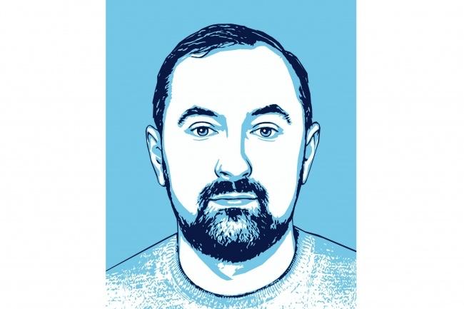 Качественный поп-арт портрет по вашей фотографии 39 - kwork.ru