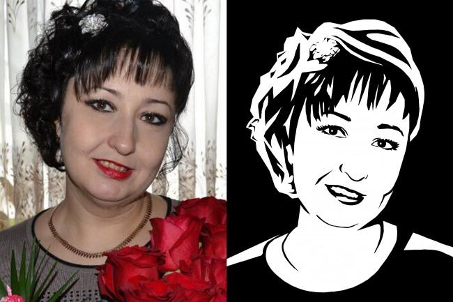 Качественный поп-арт портрет по вашей фотографии 33 - kwork.ru