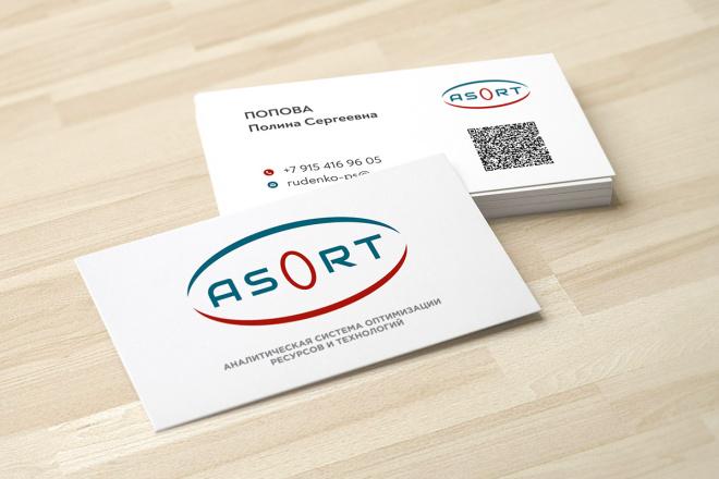 Дизайн визитки с исходниками 95 - kwork.ru