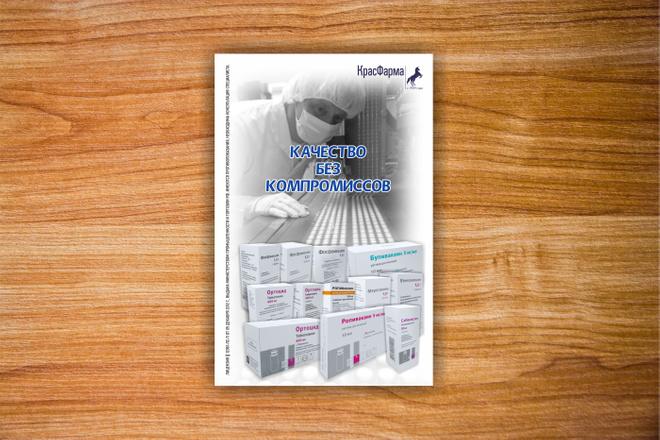 Дизайн флаера, листовки 18 - kwork.ru