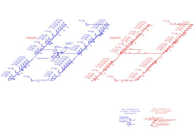Оцифровка чертежей, планов в DWG, любые чертежи планы,детали 1 - kwork.ru